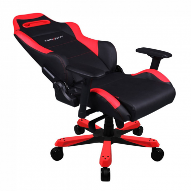 DXRACER Iron OH/IS11/NR black/red