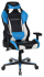 DXRACER Drifting OH/DM61/NWB black/white/blue